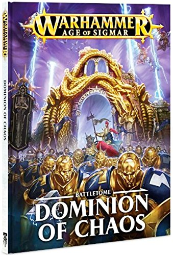 Games Workshop Warhammer Age of Sigmar Battletome Dominion of Chaos