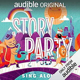 Story Party: Sing Along audiobook cover art