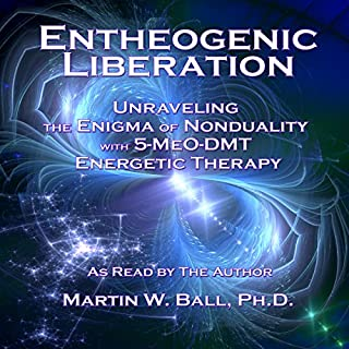 Entheogenic Liberation cover art