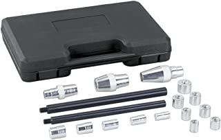 OTC Tools 4528 SAE and Metric Clutch Alignment Tool Kit - 17 Piece