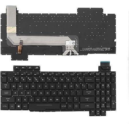 US English Backlit Keyboard for Asus GL503GE GL703G GL703GE GL703GM PN:V170146DS1 Laptop Keyboard with Backlight