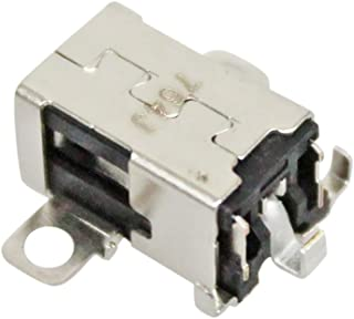 Gintai DC Power Socket Jack Wire Board Replacement for Lenovo G40-70 G50-80 DC30100LF00 90205113 Negro Adaptador de Cable