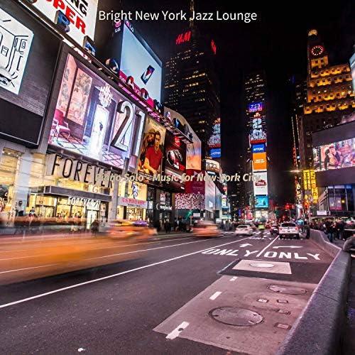 Bright New York Jazz Lounge