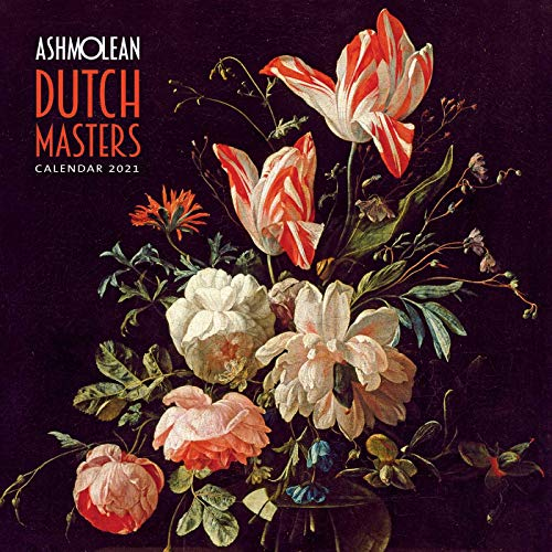 Ashmolean Museum - Dutch Masters 2021 Calendar