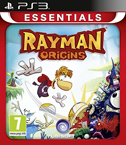 Third Party - Rayman origins - essentials Occasion [ PS3 ] - 3307215695081