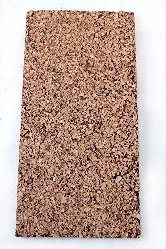 Korkplatte Dämmplatte, Dämmkork für Boden Wand Decke 100x 50 cm Stärke 30 mm