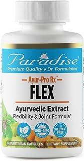 Sponsored Ad - Paradise Herbs - AYUR-Pro Rx - Flex – Flexibility & Joint Formula - Ayurvedic Extract - Most Active + Nurtu...