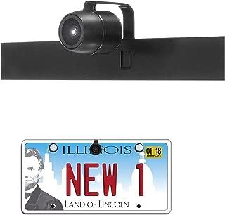 Weivision Front and Rear Reversing Backup Night Vision Waterproof Car Dash Security Sensor Back up Camera for Car Suvs Van