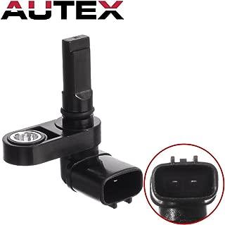 2Pcs ABS Wheel Speed Sensor Front Right or Rear Right Fit Lexus GX460 GX470 LX570 Toyota 4runner Tacoma FJ Cruiser Land Cruiser Seineca 89542-04020 8954204020 89542-60050 8954260050 SU8267 0844270