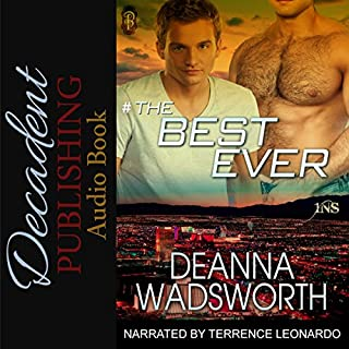 #The Best Ever audiobook cover art