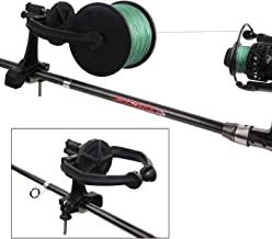 JSHANMEI Fishing Line Spooler Portable Spooling Station System Fishing Reel Winder Baitcaster Fishing Line Spooling Accessories