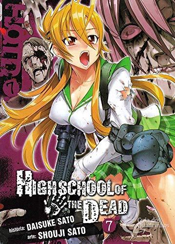 Highschool of the Dead - Volume 07