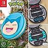 Sacoche de Protection pour Nintendo Switch/ Nintendo Switch Lite Pokémon Ronfle x #3