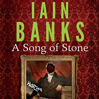 A Song of Stone                   By:                                                                                                                                 Iain Banks                               Narrated by:                                                                                                                                 Peter Kenny                      Length: 7 hrs and 5 mins     14 ratings     Overall 3.9