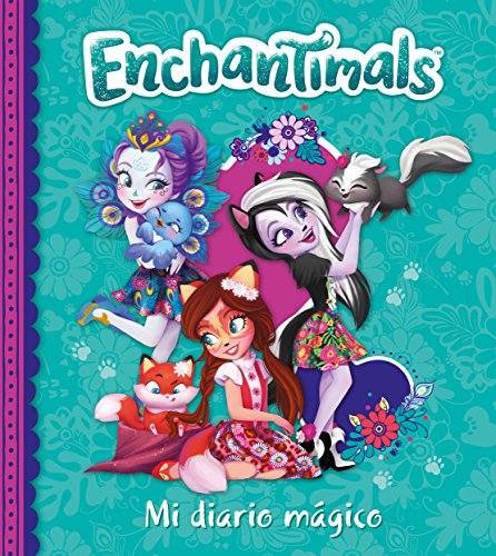 Mi diario mágico (Enchantimals. Libro regalo
