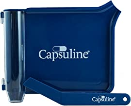 Right Hand Pill Counting Tray with Spatula by Capsuline