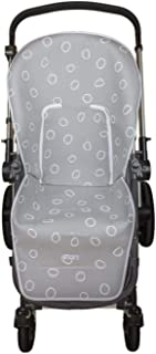 Colchoneta silla hamaca grande para Concord Neo Rosy Fuentes en gris
