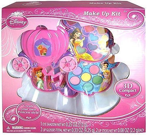 ventas en linea Disney Princess Makeup Kit Gift Set in in in Slide Out Case by Disney  tienda de venta en línea
