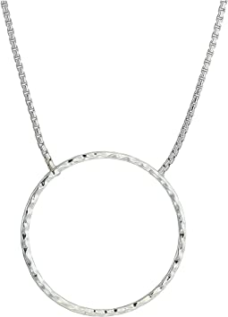 "Ring Pendant 18"" Necklace"