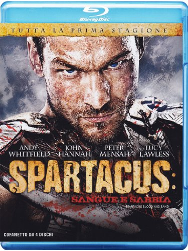 Spartacus - Blood And Sand: The Complete First Season [Import] [Blu-ray]