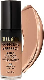 Best milani foundation concealer Reviews