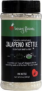 Loving Flavors Premium 10 oz Jalapeno Kettle Popcorn Seasoning Blend