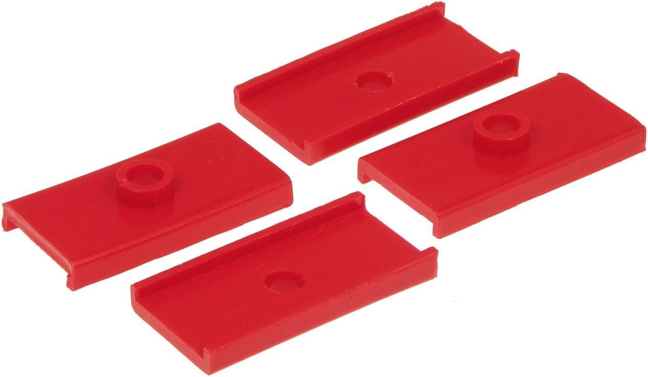Prothane 26-47078 Red Rear Spring Las Vegas Max 55% OFF Mall Kit Pad