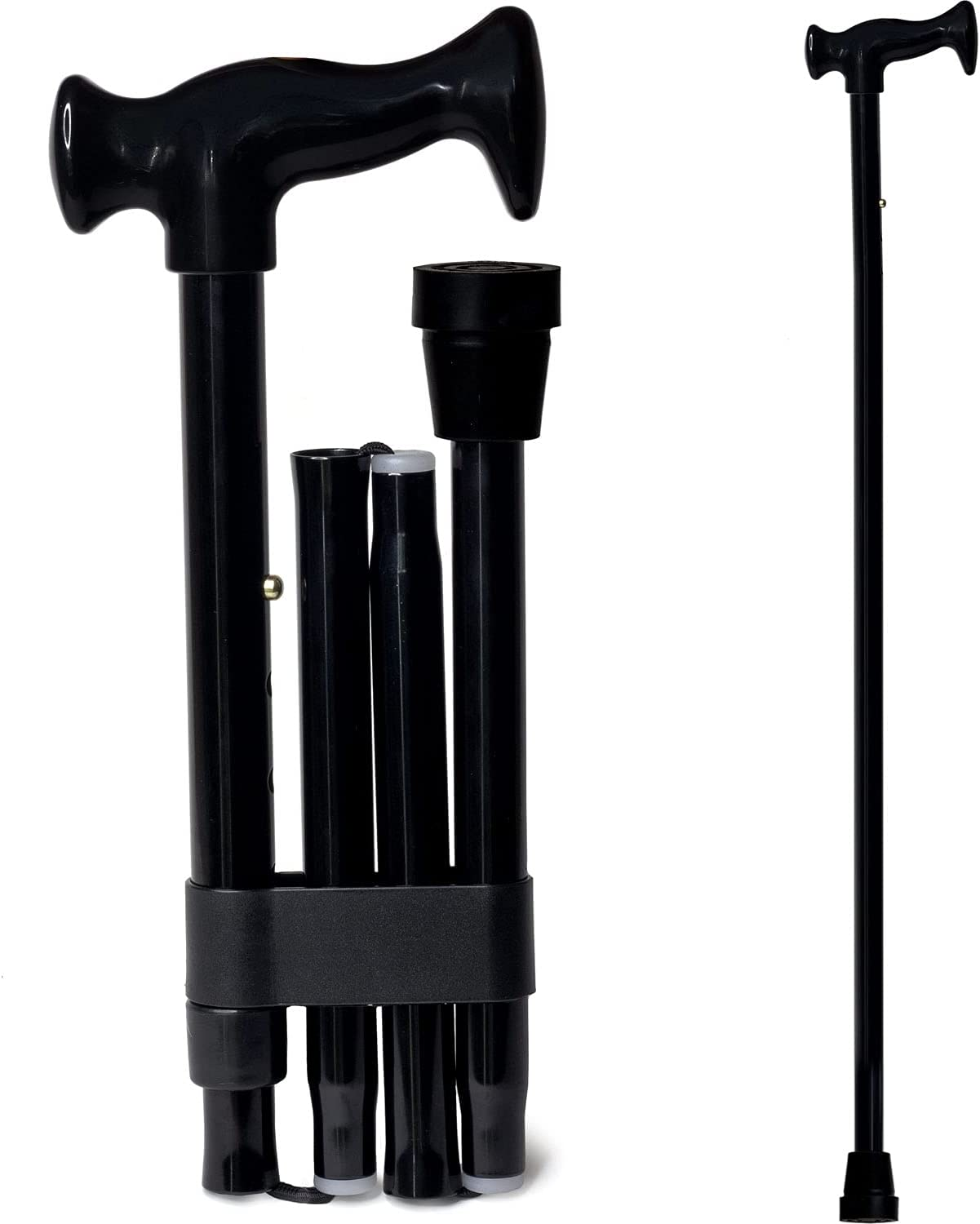 DMI Adjustable Folding Cane 55% Limited time for free shipping OFF with Handle Lightweight Ergonomic