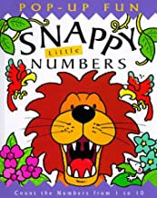 Snappy Little Numbers: Count the Numbers from 1 to 10