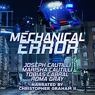 Mechanical Error audiobook cover art