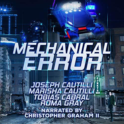 Mechanical Error audiobook cover art