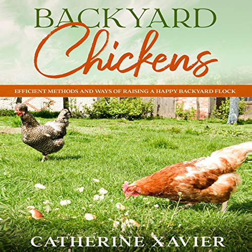 Backyard Chickens cover art