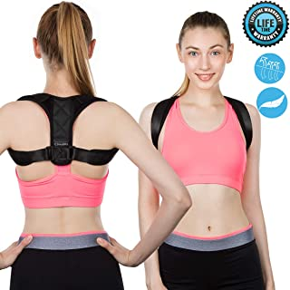 CloudMi Posture Corrector for Women Men - FDA Approved