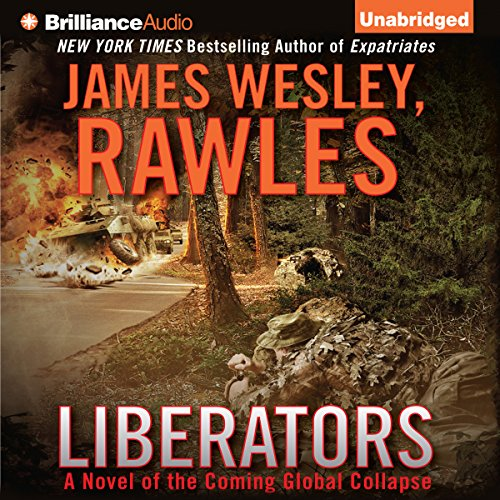 Liberators audiobook cover art