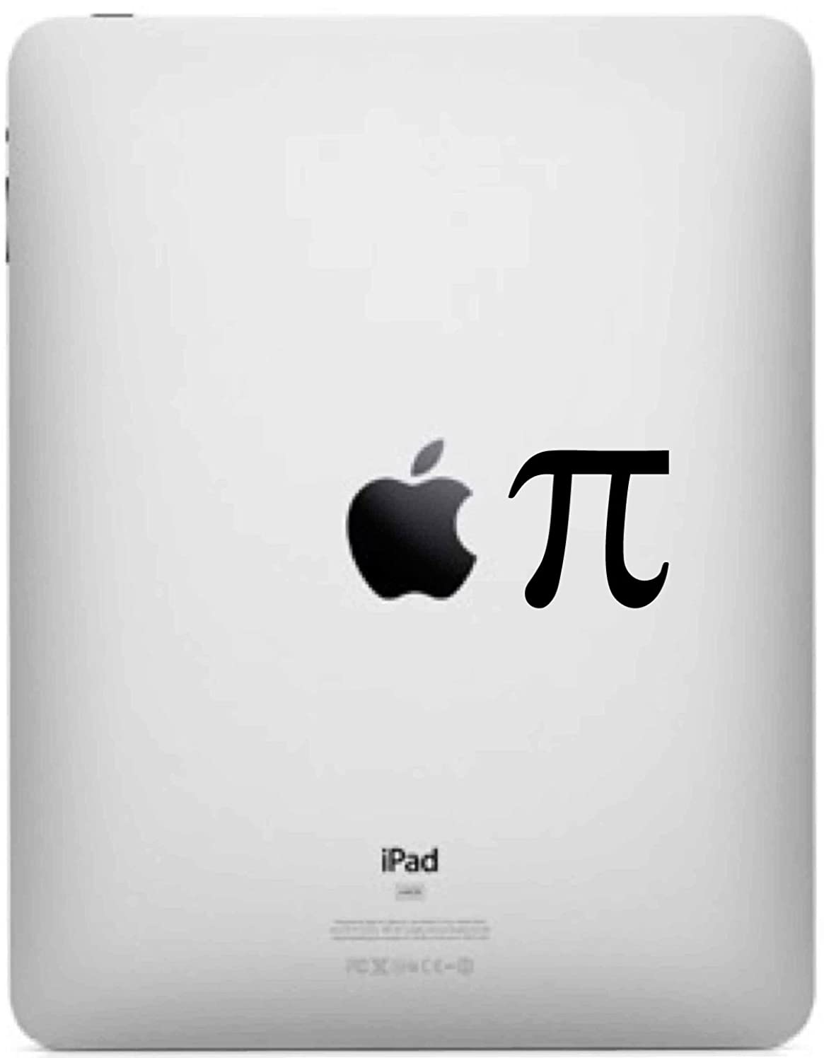 Apple Pi Ipad Decal Ipad Sticker Tablet Decal Apple Skin Ipad Air Decal