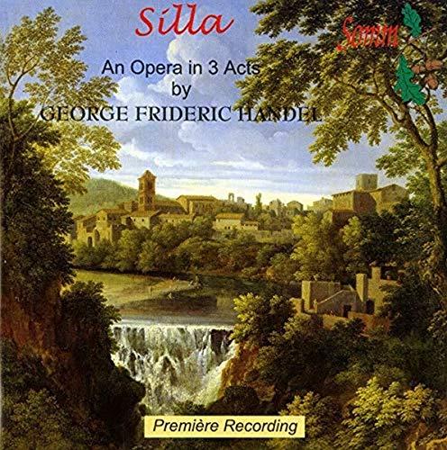 Handel: Silla, ópera