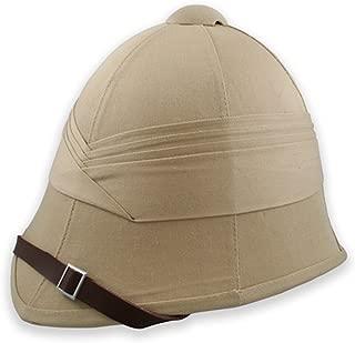 Historical Emporium Men's British Empire Pith Helmet