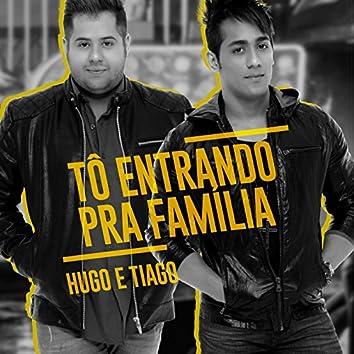 Tô Entrando pra Família (Ao Vivo) - Single