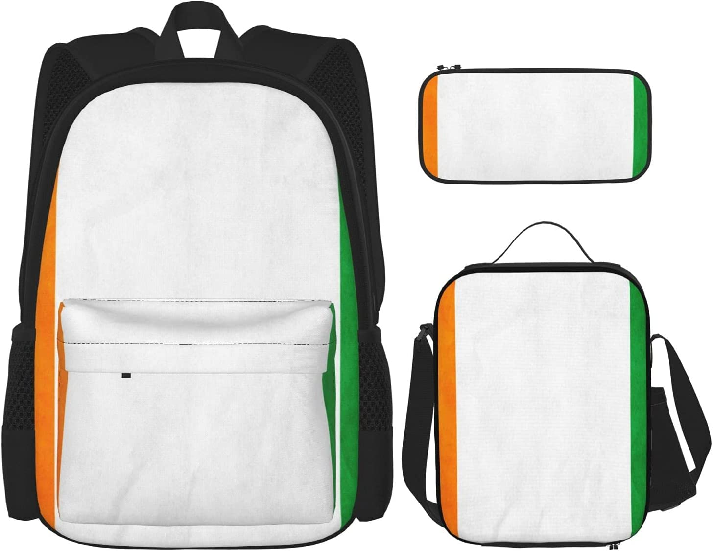 Flag Max 65% OFF Of Ivory Coast Max 87% OFF Youth School Pencil Combi Lunch Bag Case