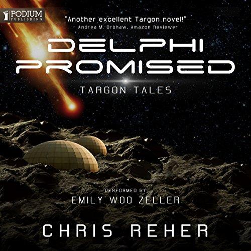 Delphi Promised audiobook cover art