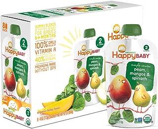pear and mango puree