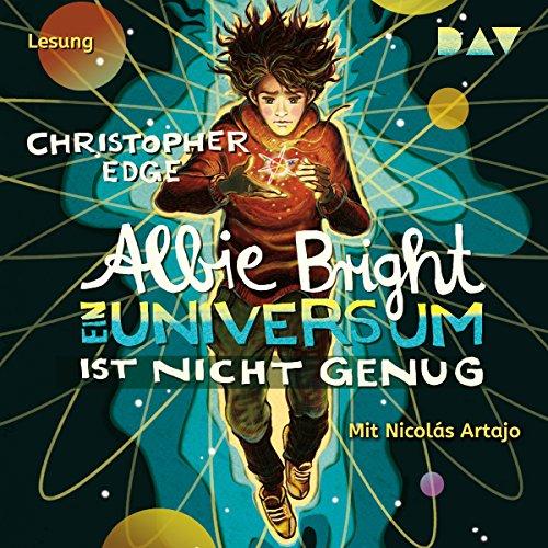 Albie Bright: Ein Universum ist nicht genug Titelbild