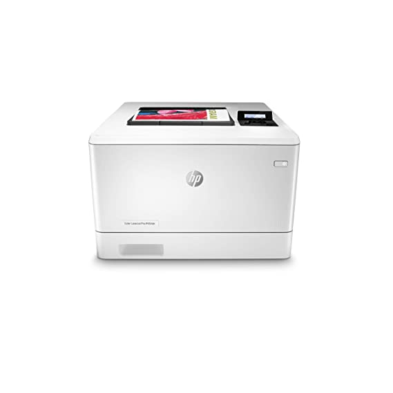 HP Color Laserjet Pro M454dn Printer, Double-Sided Printing & Built-in Ethernet