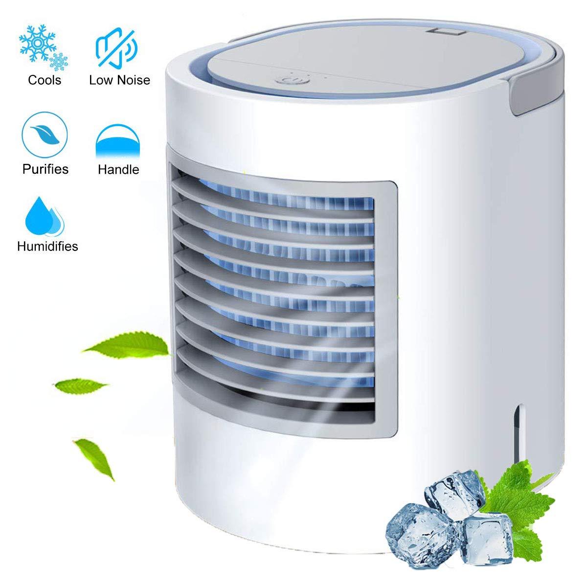 RAINBEAN Conditioner Evaporative Personal Humidifier
