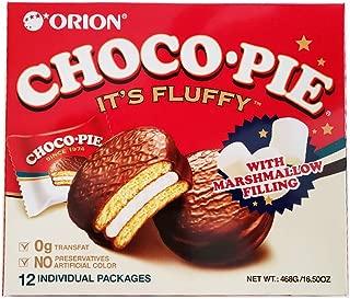 Orion Choco Pie 12packs