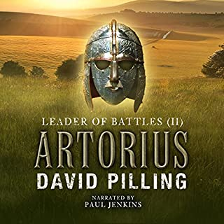 Leader of Battles (II): Artorius audiobook cover art