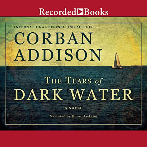 The Tears of Dark Water audiobook cover art