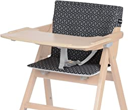DT FemStar faltbarer Kinder Hochstuhl One2Stay Comfort Print design Esstablett