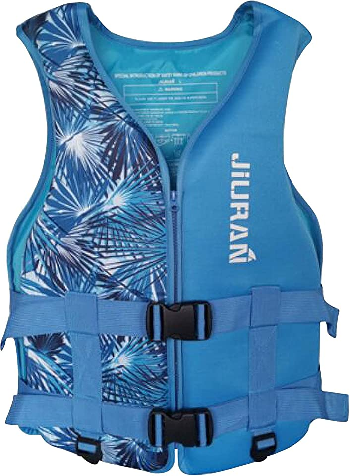 Schwimmweste Kinder 15-30kg Sommer Verstellbare Rettungsweste Schwimmweste für Boote Licht Auftriebsweste Kinder Tauchausbildung Schwimmwesten Kinderschwimmwesten