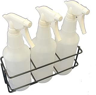 TCD Parts Inc. Spray Bottle Rack 3 Hole